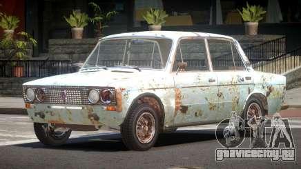 VAZ 2103 ST V1.1 Rusty для GTA 4