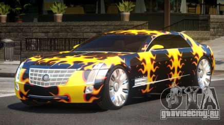 2003 Cadillac Sixteen V1.2 PJ3 для GTA 4