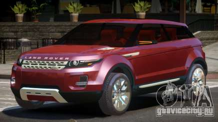 Land Rover RR Custom для GTA 4