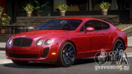 Bentley Continental S-Edit PJ4 для GTA 4