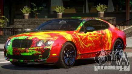 Bentley Continental S-Edit PJ2 для GTA 4
