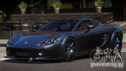 Ascari KZ1 GT для GTA 4
