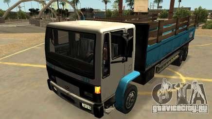 Бессодержательный ДФТ-30 (ЭКО, значки и массовка) для GTA San Andreas