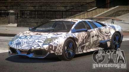 Lamborghini Murcielago LP-670 PJ1 для GTA 4