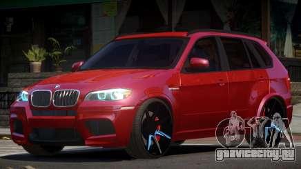 BMW X5M SR для GTA 4