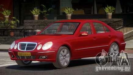 Mercedes Benz E320 ST для GTA 4