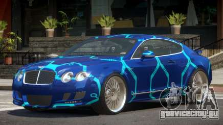 Bentley Continental GT Elite PJ2 для GTA 4