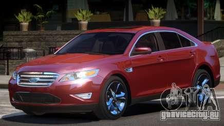 Ford Taurus Edit для GTA 4