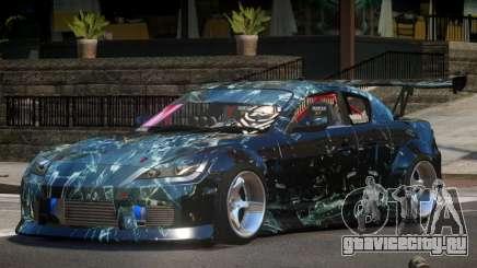 Mazda RX-8 V1.1 PJ3 для GTA 4