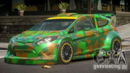 Ford Fiesta RS R-Tuning PJ4 для GTA 4