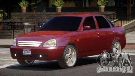 Lada Priora L-Tuned для GTA 4