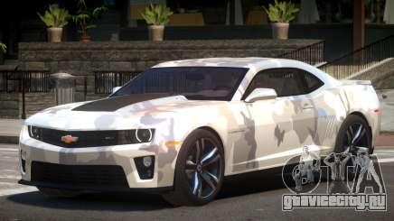 Chevrolet Camaro ZL1 V2.1 PJ2 для GTA 4