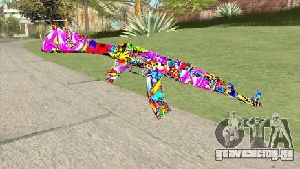 AK-47 (Incarnated) для GTA San Andreas