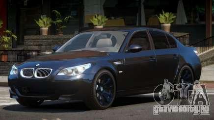 BMW M5 E60 LS для GTA 4