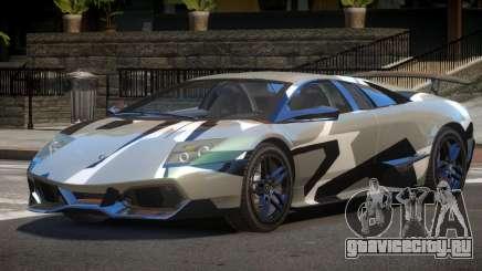 Lamborghini Murcielago LP-670 PJ4 для GTA 4