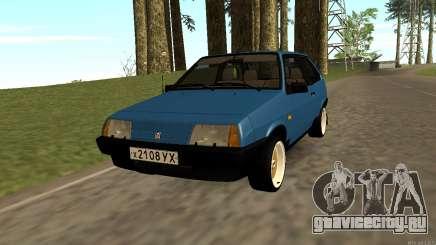 VAZ 2108 Czechoslovakia export ver.0.2 для GTA San Andreas