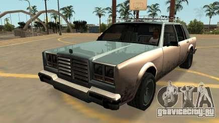 Schyster Гринвуд (значки-ПИ-массовка) для GTA San Andreas