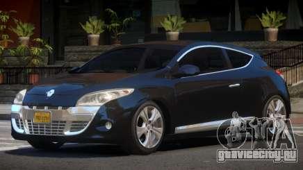 Renault Megane LS для GTA 4