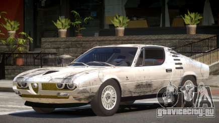 Alfa Romeo Montreal V1.0 PJ4 для GTA 4