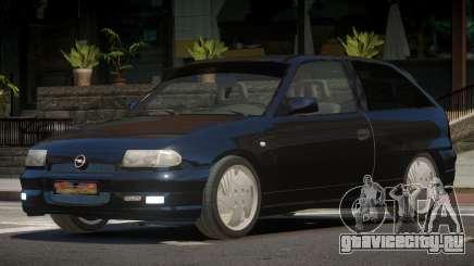 Opel Astra DS для GTA 4