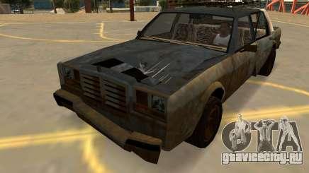 Schyster Гринвуд ржавый (значки-ПИ-массовка) для GTA San Andreas