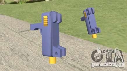 Submachine Gun (Rush Wars) для GTA San Andreas