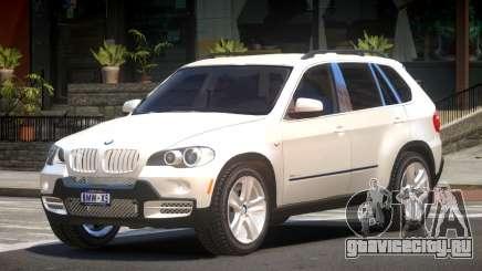 BMW X5 RS 4.8i для GTA 4