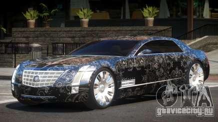 2003 Cadillac Sixteen V1.2 PJ4 для GTA 4