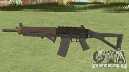 Grau 5.56 Assault Rifle V2 (COD: MW 2019) для GTA San Andreas