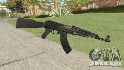 AK-47 (Synthetic) для GTA San Andreas
