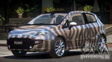 Fiat Punto RS PJ4 для GTA 4