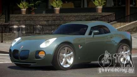 Pontiac Solstice GT для GTA 4