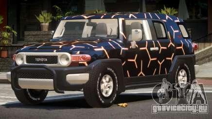 Toyota FJ Cruiser ST PJ3 для GTA 4