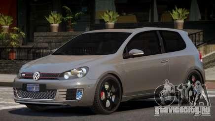 Volkswagen Golf GTI L-Tuned для GTA 4