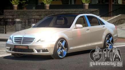 Mercedes Benz S65 V2.2 для GTA 4