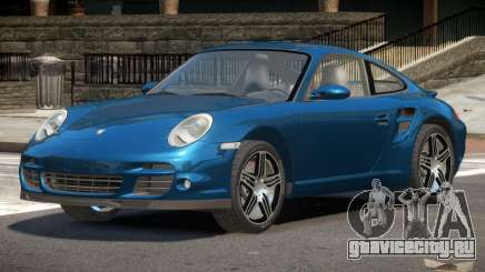 Porsche 911 Turbo CL для GTA 4