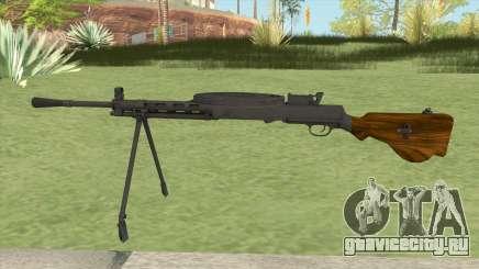 DP-28 (Red Orchestra 2) для GTA San Andreas
