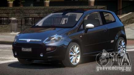 Fiat Punto RS для GTA 4