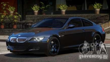 BMW M6 F12 E-Style для GTA 4