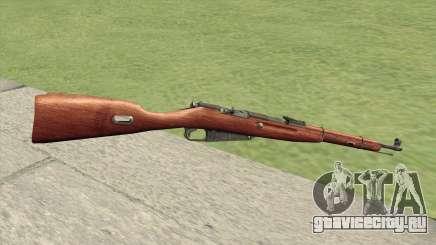 Mosin-Nagant M44 для GTA San Andreas
