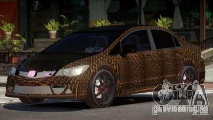 Honda Civic R-Tuning PJ1 для GTA 4