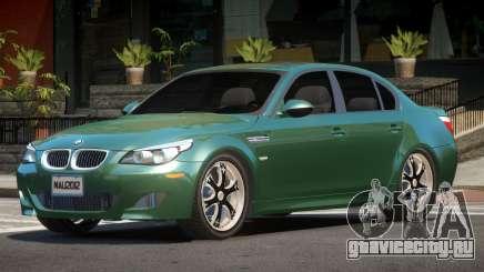 BMW M5 E60 ZT для GTA 4