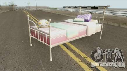 Kanata Konoe Bed для GTA San Andreas