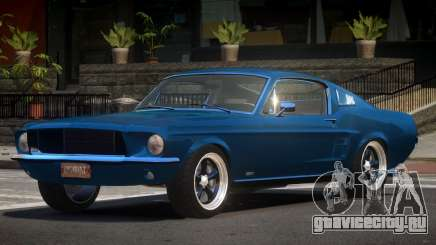 Ford Mustang C-Tuned для GTA 4