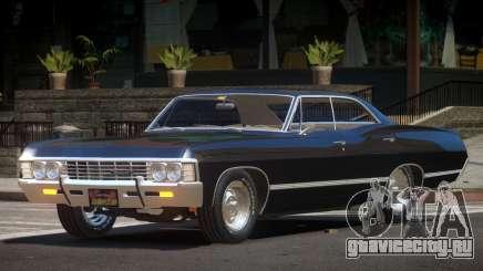 1969 Chevrolet Impala V1.0 для GTA 4