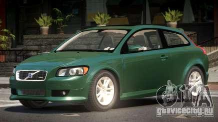 Volvo C30 Edit для GTA 4