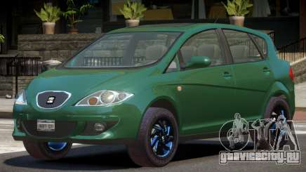 Seat Toledo RS для GTA 4