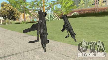 Uzi (HQ) для GTA San Andreas