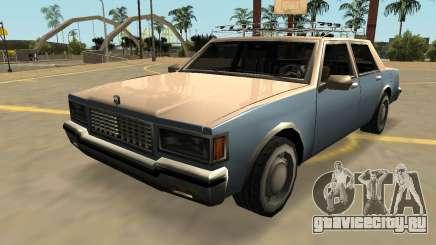 Дуклавсе премьер классический (ЭКО, значки, дополнения) для GTA San Andreas
