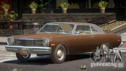 Dodge Dart RT для GTA 4